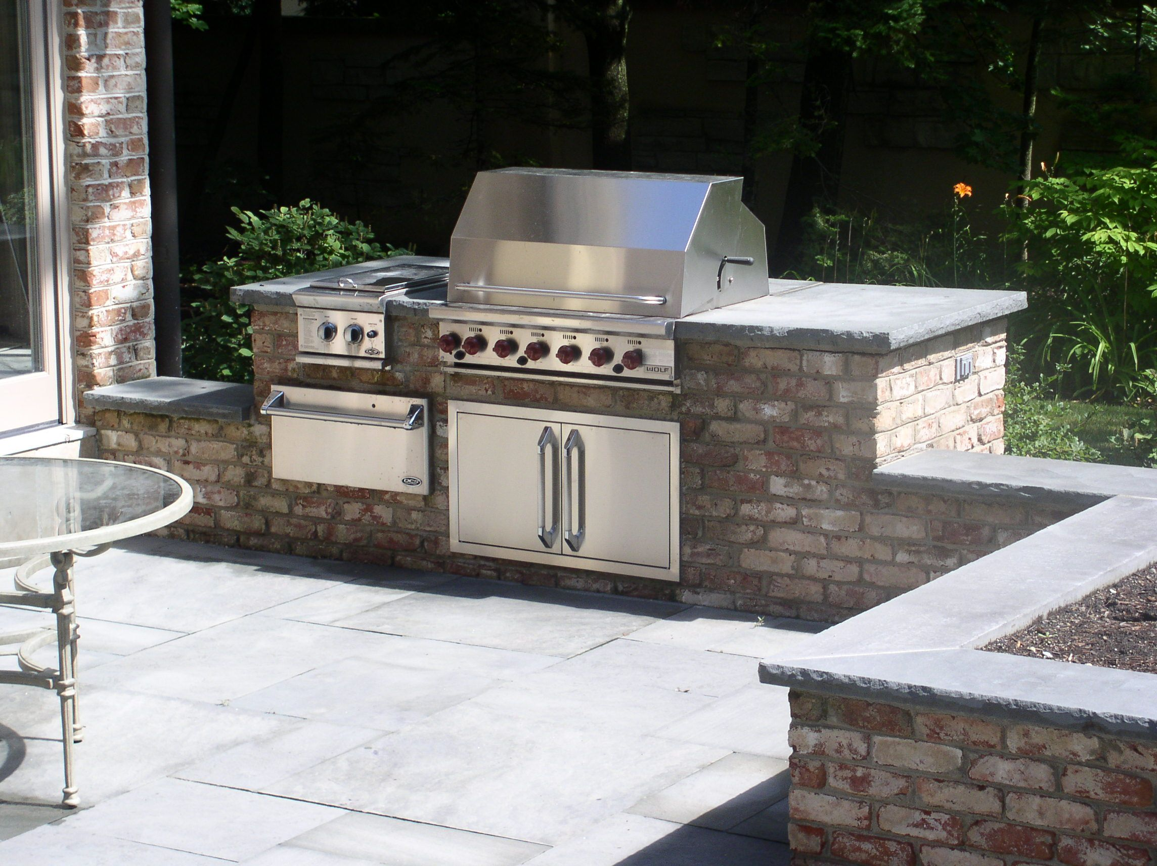 outdoor patio grill station - Google Search | for the yard ... on Patio Grill Station  id=88622