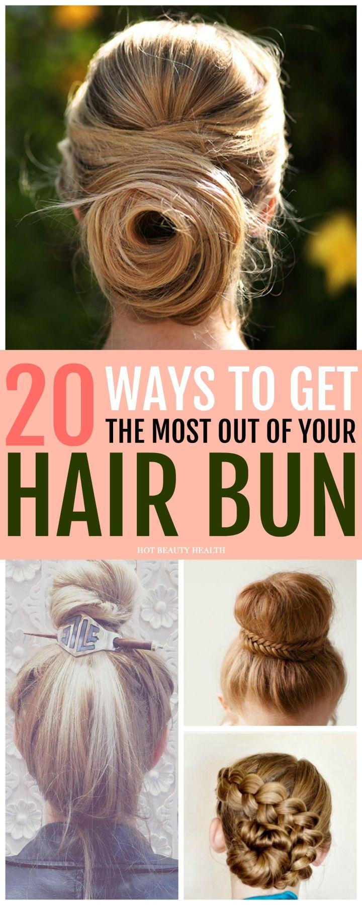 100 [ 25 Unique Low Bun Hairstyles ]