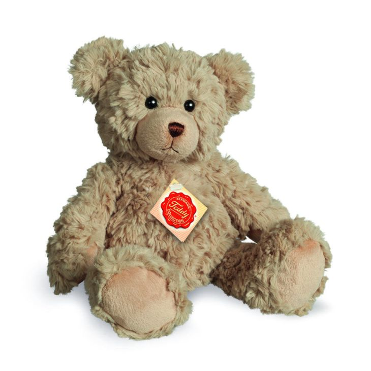 Hermann Anderl Teddy Bear with magnets in paw For Hobbyus