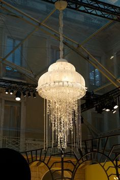 Jellyfish Chandelier From Versace Home Collection Www Anbitareusa