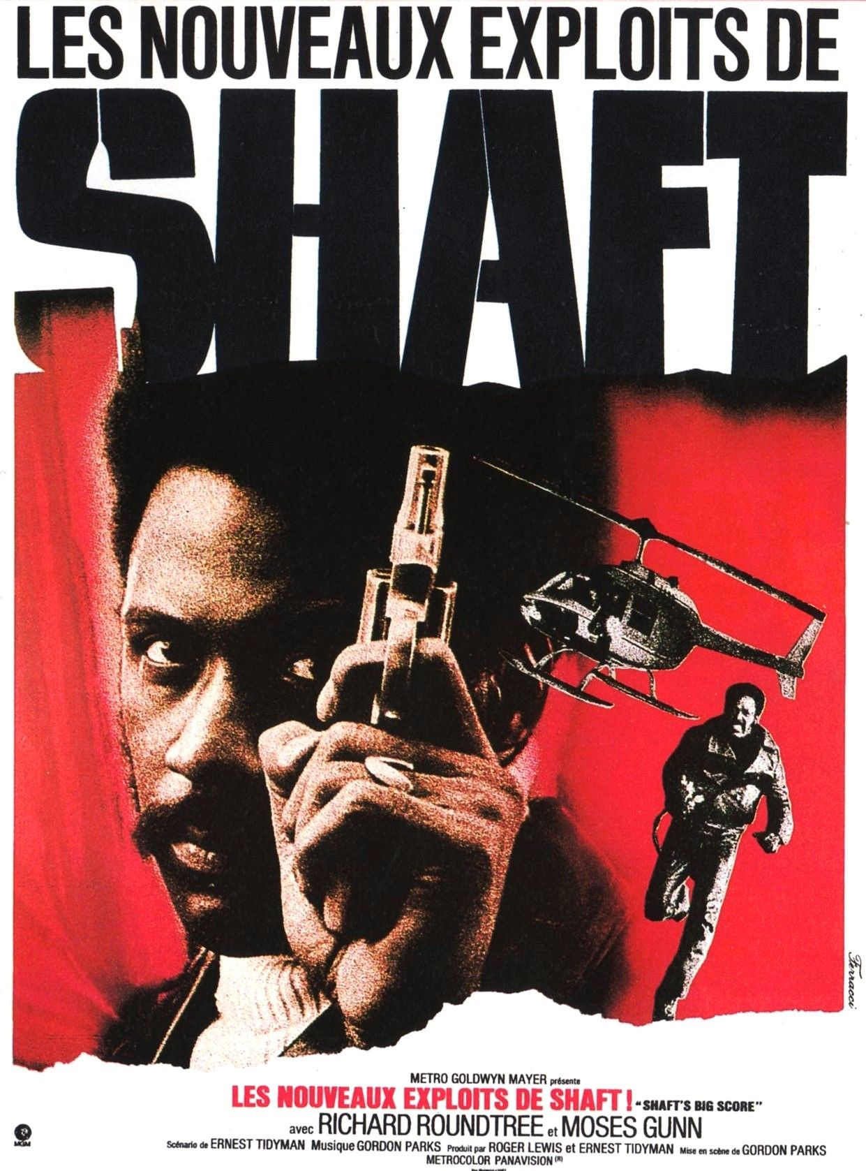 Poster do filme Shaft