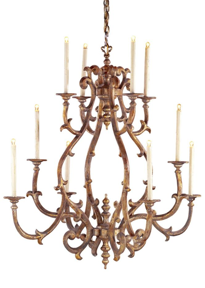 Borghese Chandelier T6009 Df Companies