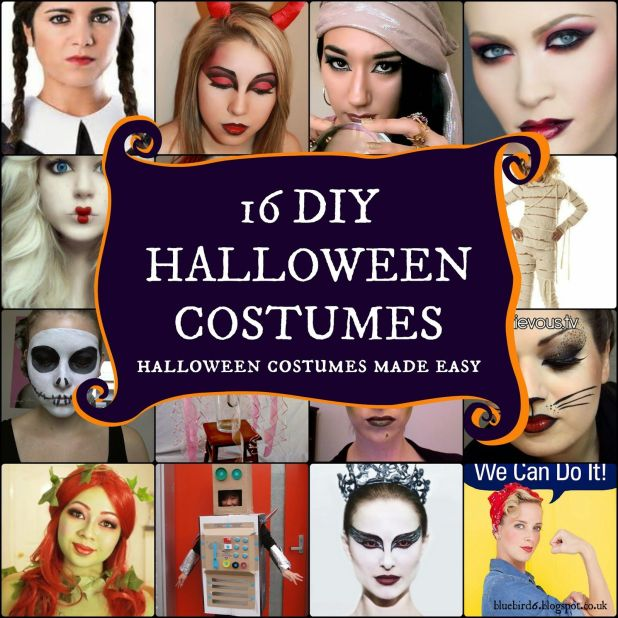 Halloween ideas costumes uk cartoonview halloween costumes diy solutioingenieria Images