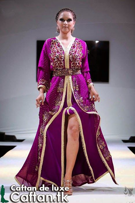 Caftan Marocain Indescriptible Fashion Pinterest