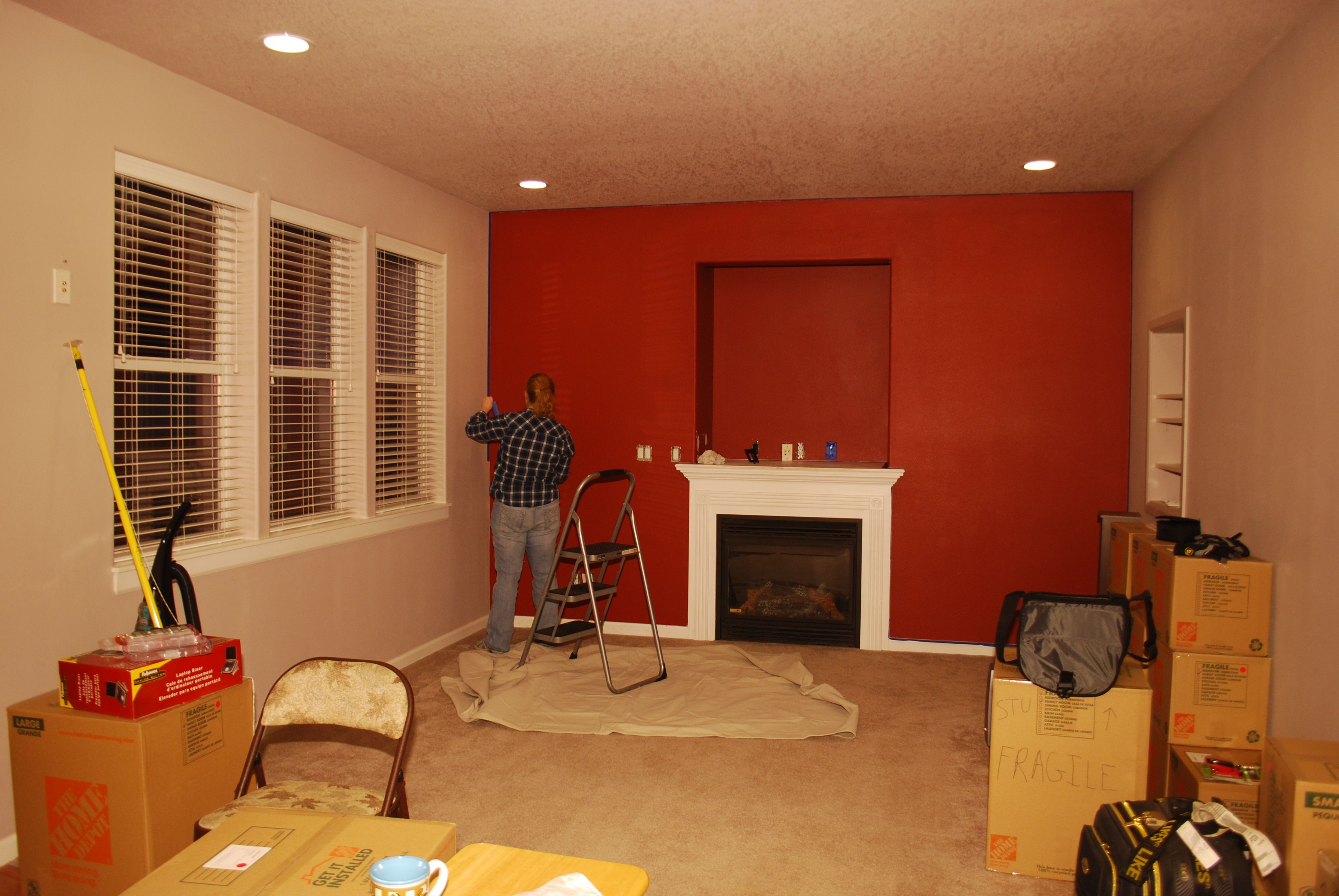 fresh small house interior paint ideas 2337 paint on paint ideas for living room id=63333