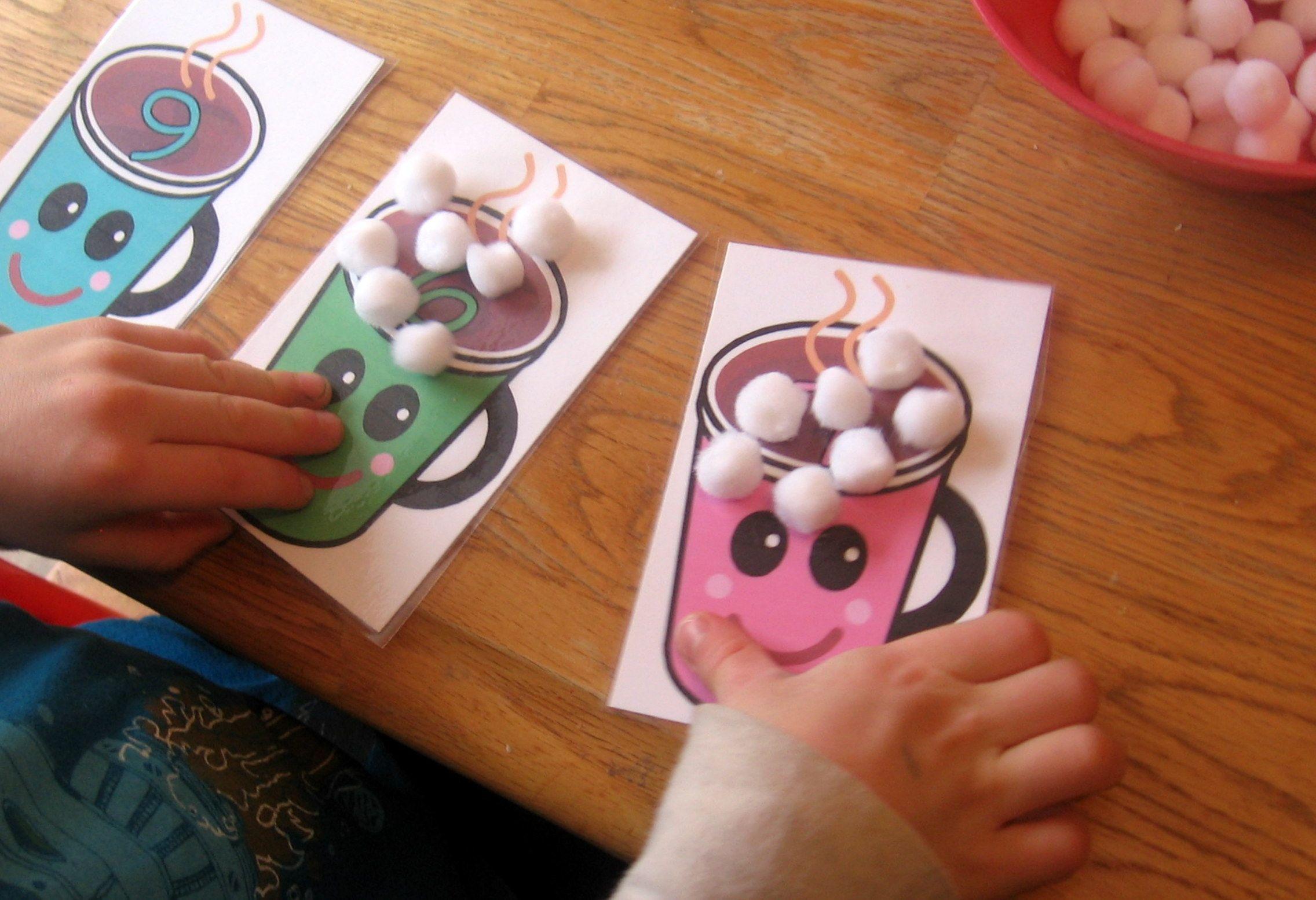 Best 25 Numbers Preschool Ideas