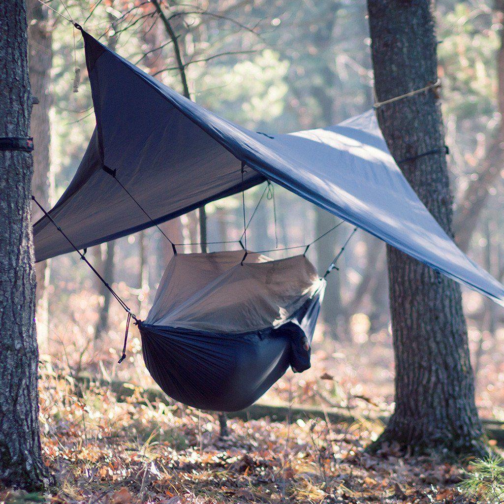 Air Bivy Extreme Shelter Camping Hammock Zikefree