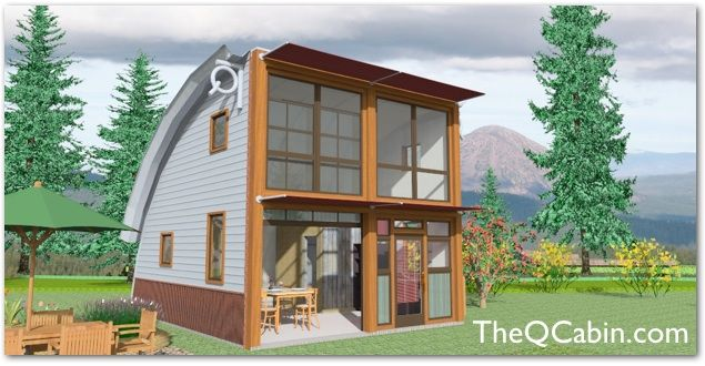Cabins Offers Quality Affordable