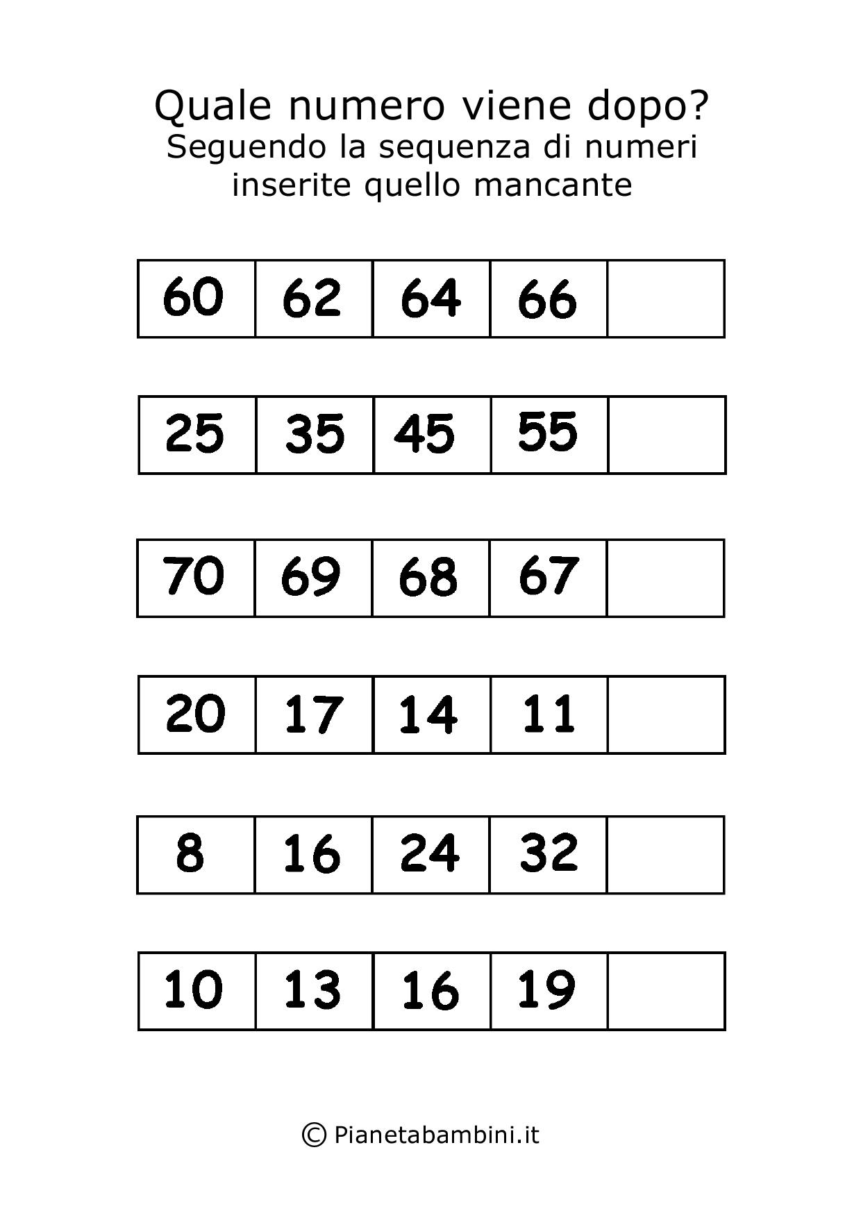 Qui Trovate Tanti Giochi Di Matematica Per Bambini Di 6 7
