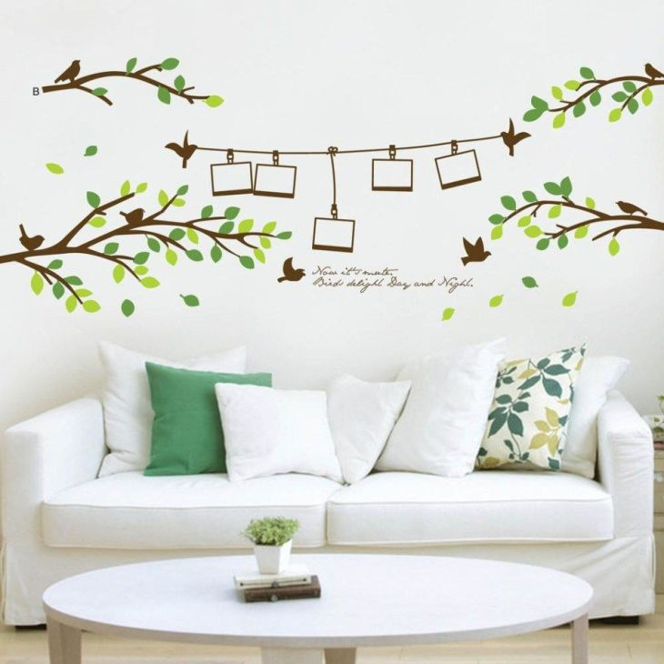 wall art decals decor home decorative paper window wall font poster