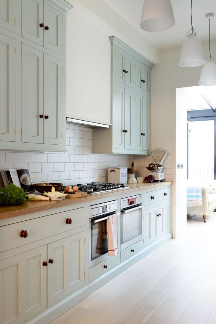 The Classic English Kitchen furniture by deVOL was designed to be