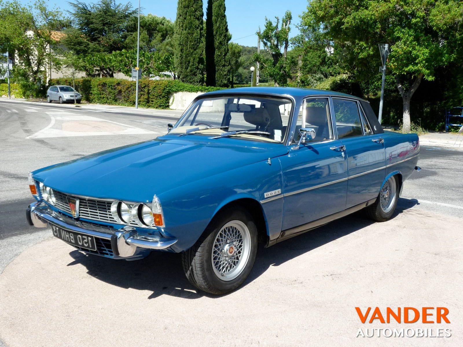 ROVER P6 3500 V8 Vander Automobiles European