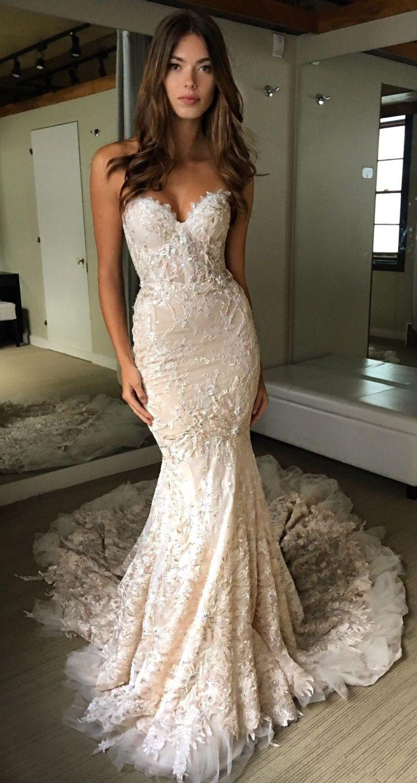 BERTA style Foreva Eva Pinterest Wedding dress