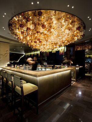U Perth Restaurant S Amazing Chandelier Light