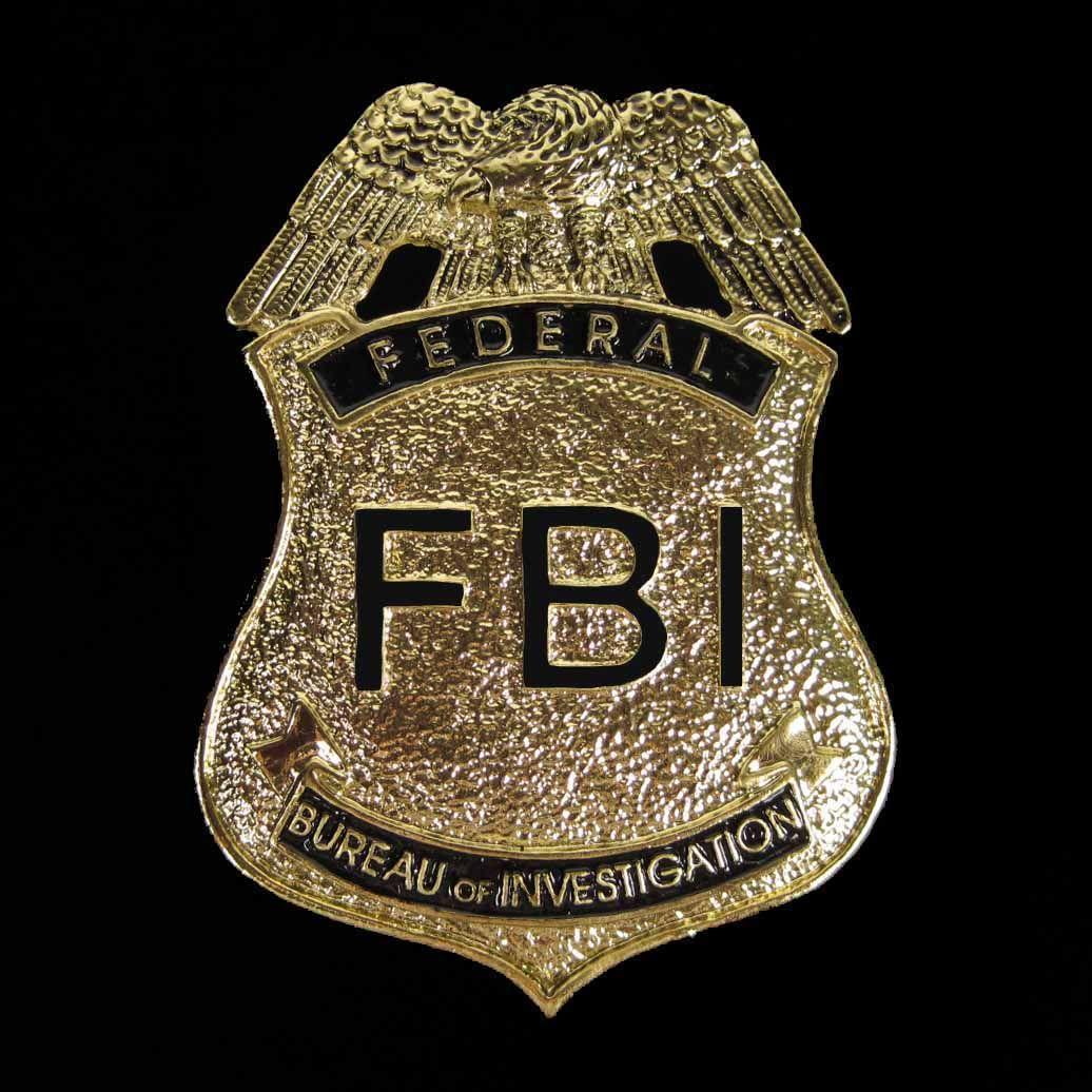 Fbi Police Star