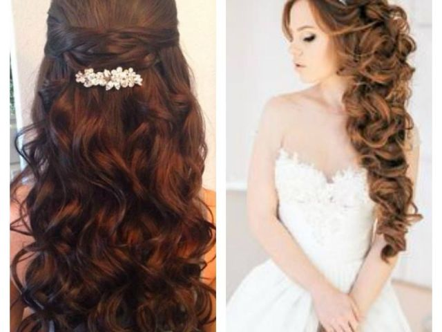 half up-do quinceanera hairstyles for your style | hair style
