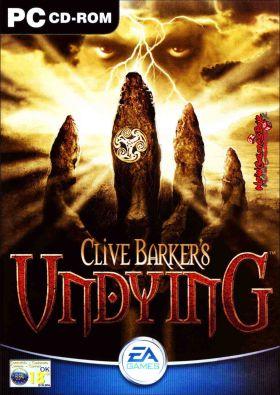 Resultado de imagem para Clive Barker's Undying capa