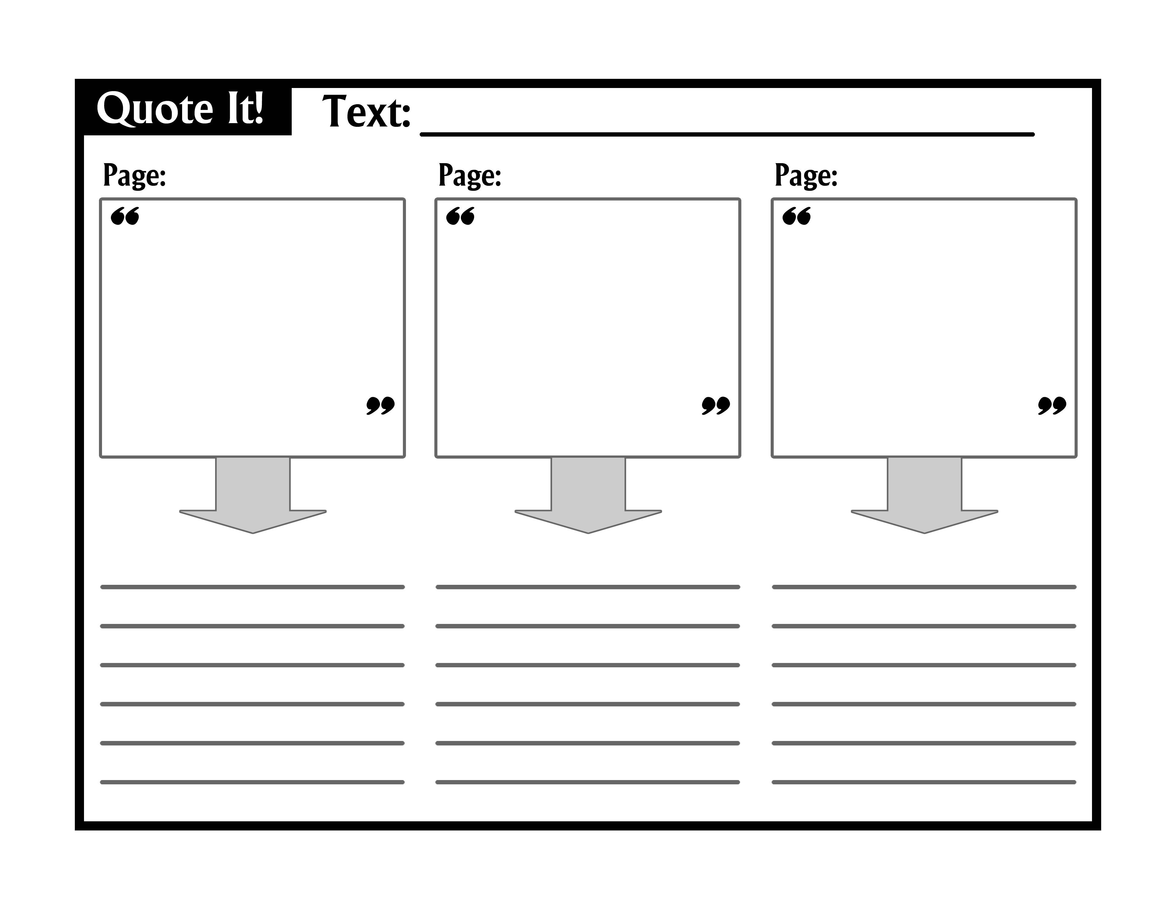 Download A Simple Easy To Use Graphic Organizer To Teach