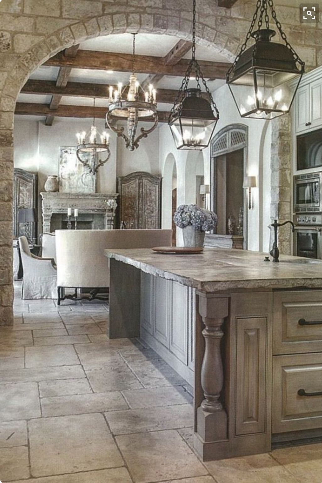 http alphabetlifestyle com 2016 02 13 the french chateaux fabulously french interiors on kitchen interior french country id=41052