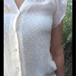 sheer cream blouse cream blouse flaws and girly