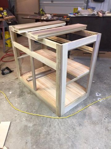 Custom made kitchen islands  Check out Worthysrunfurniture on Etsy     Beautiful quality furniture for every room of the house by  WorthysRunFurniture