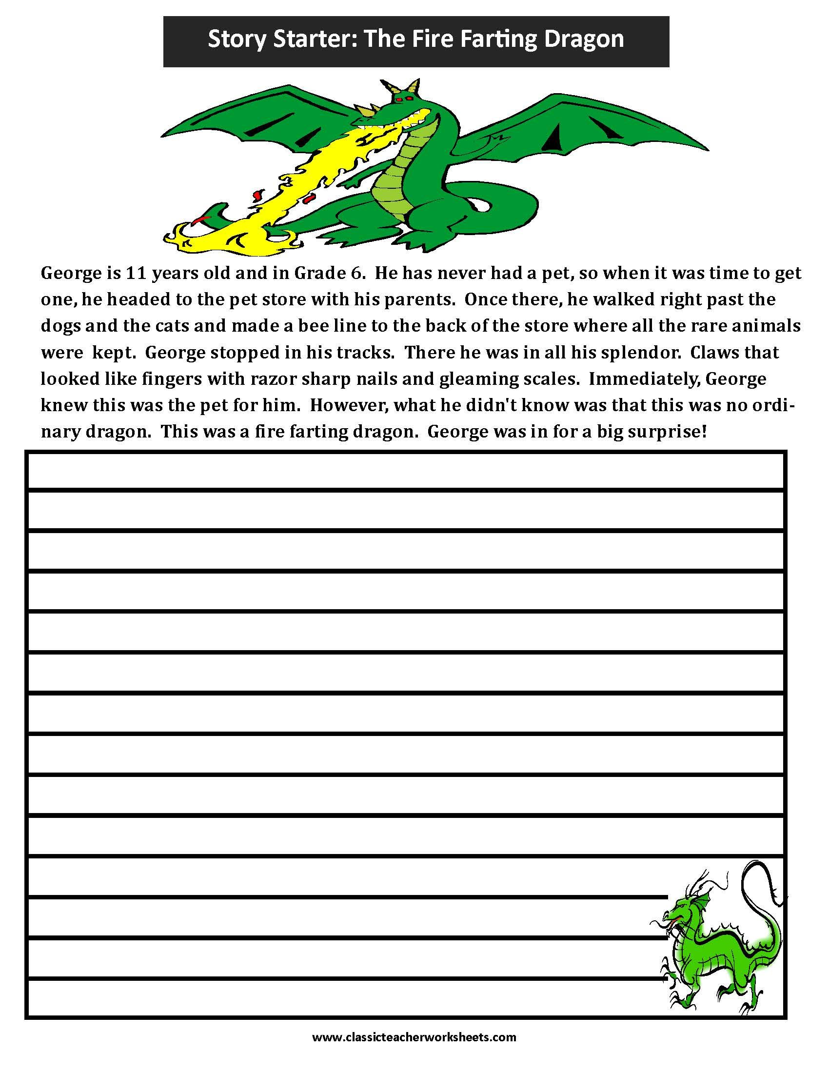 Check Out Our Collection Of Writing Worksheets At