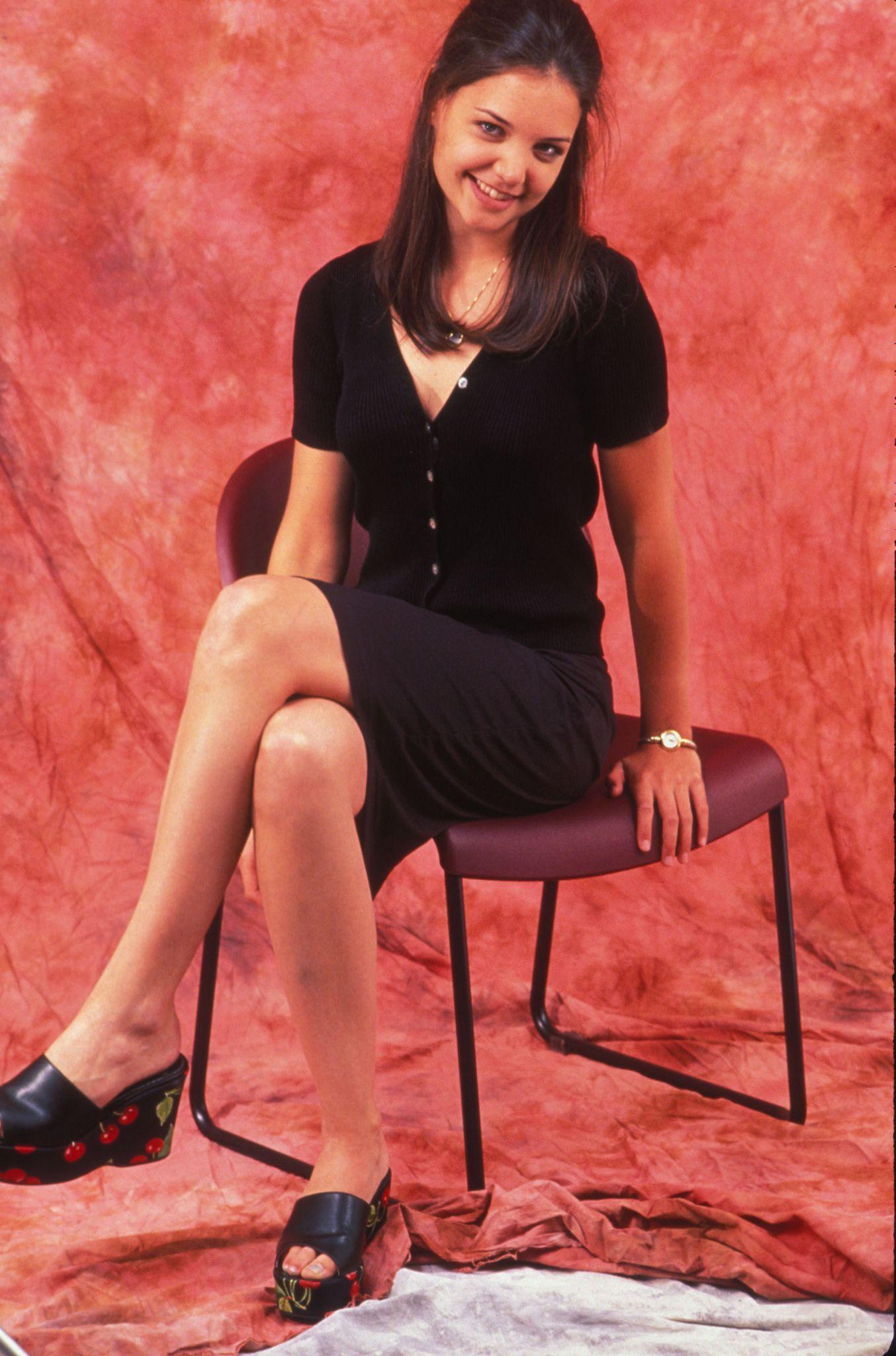 Katie Holmes Feet 743555jpg 13542048 Katie Holmes