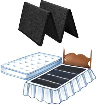 Folding Bed Boards For Mattress Support And To Make Sofa Beds Firm Again Available