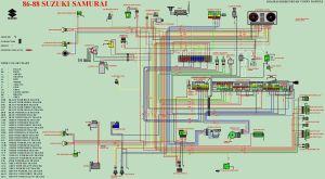 samurai schematics for running without stock Hitachi