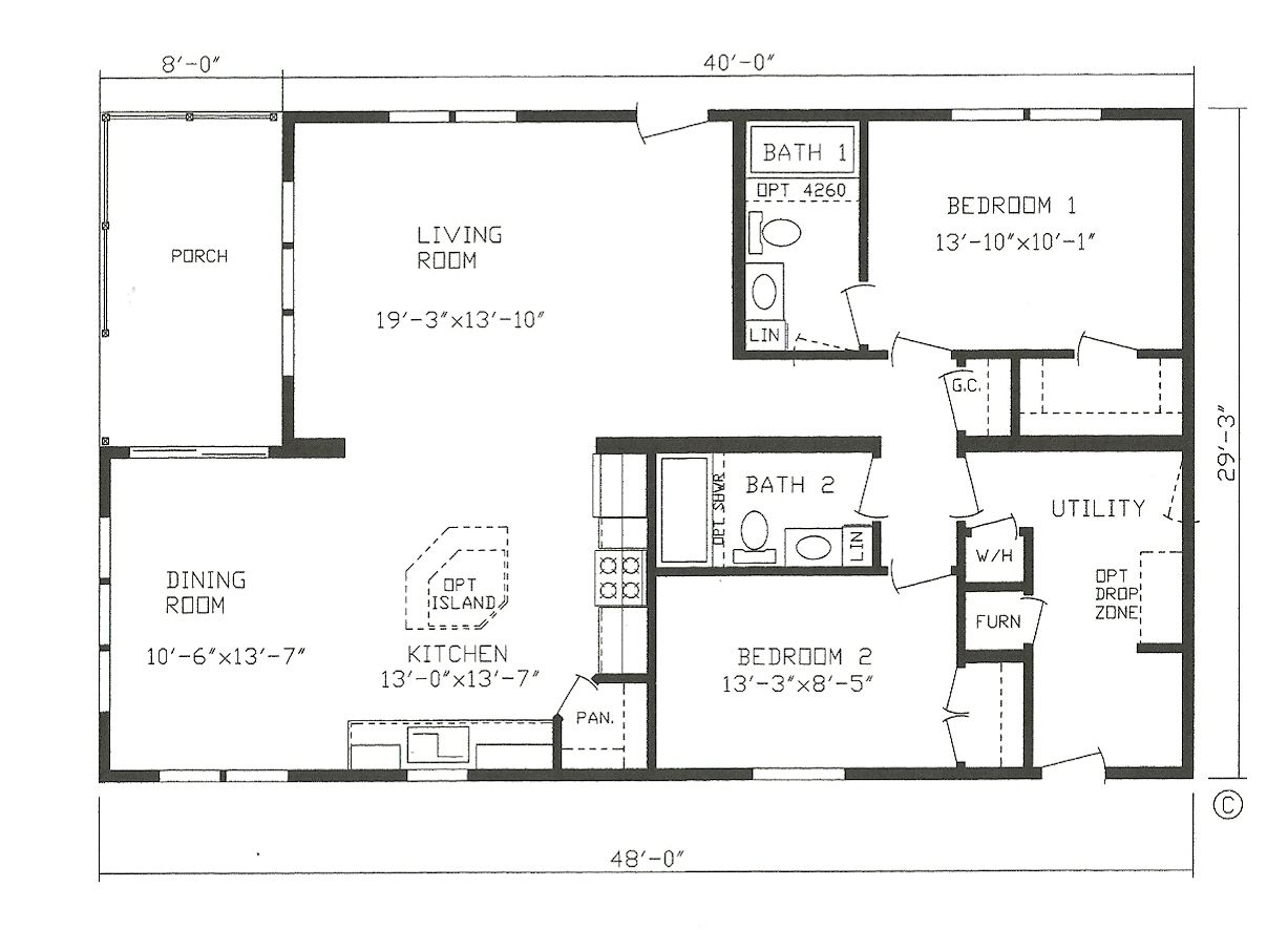 Best House Architecture Floor Plans Modular Homes With