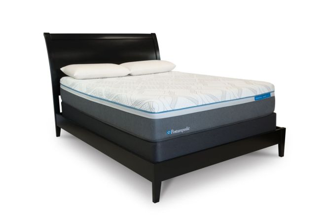 Sealy Posturepedic Hybrid Thurloe Firm Euro Pillow Top Mattress Bedplanet Bed Planet Optimum Mattresses Pinterest