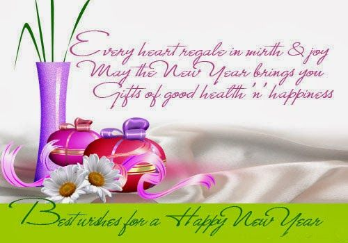 Family New Year Wishes Messages – Merry Christmas And Happy New Year ...