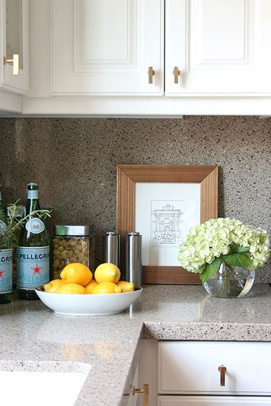 Styling your kitchen countertop   Kitchen Inspiration ... on How To Decorate A Kitchen Counter  id=91747