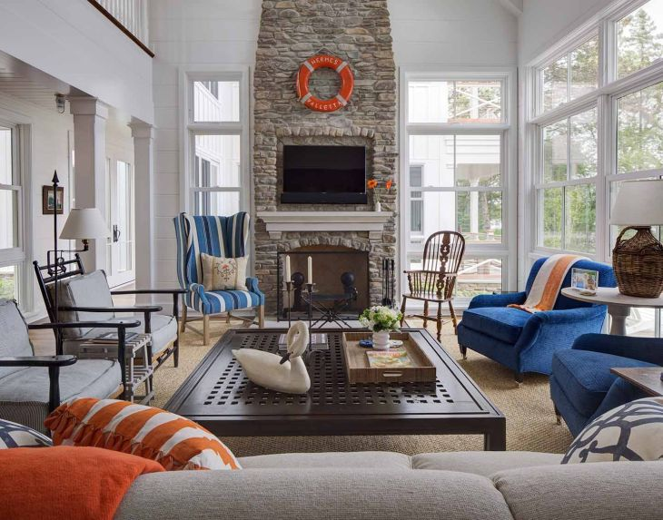 South Beach  Colby Construction  Living Room  Living Room Ideas