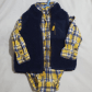 Button up flannel shirts  Flannel shirt and vest  Flannel shirts Flannels and Blue yellow