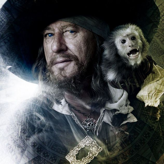 Image result for captain barbossa