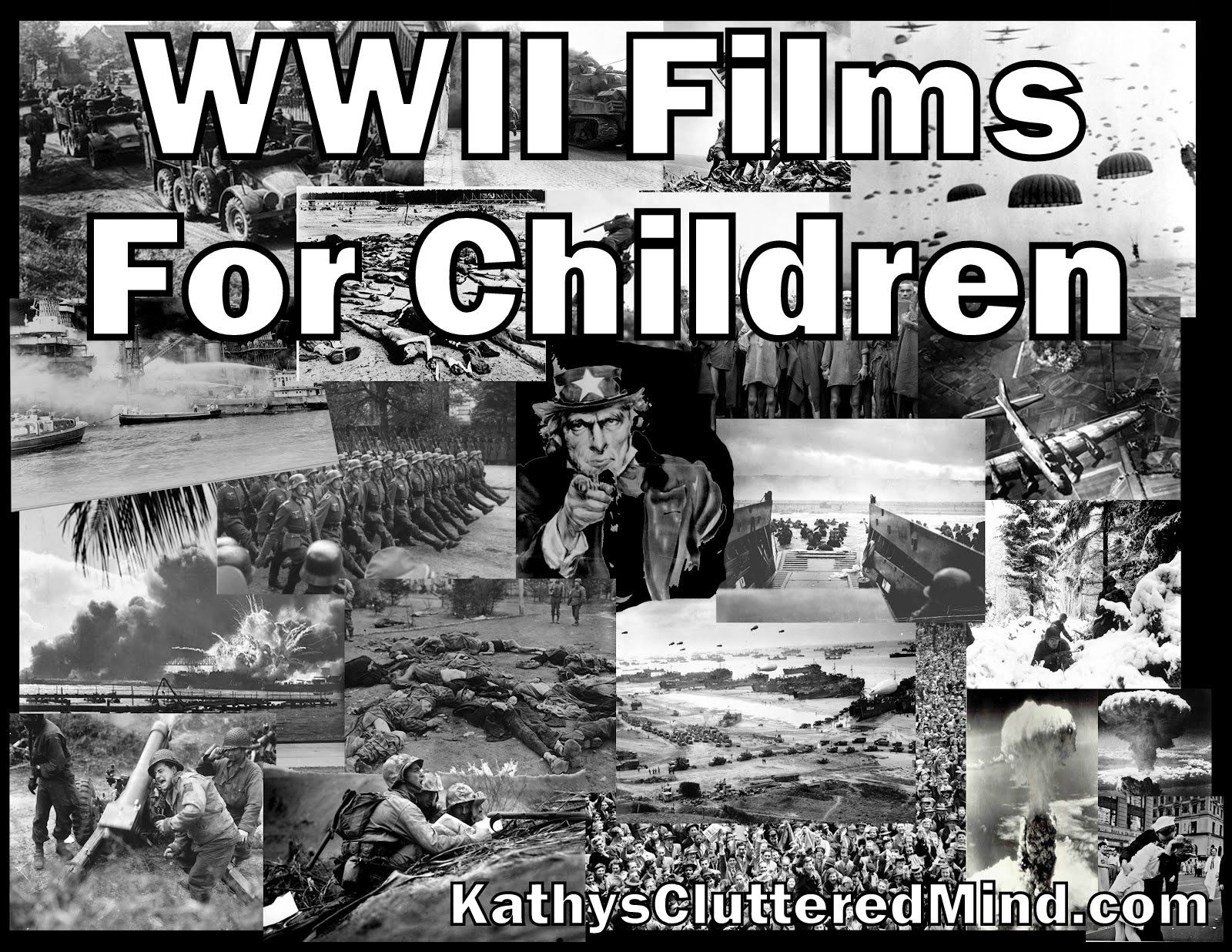 World War Ii Films For Children