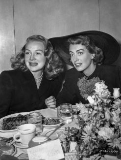 Image result for betty hutton and joan crawford  color