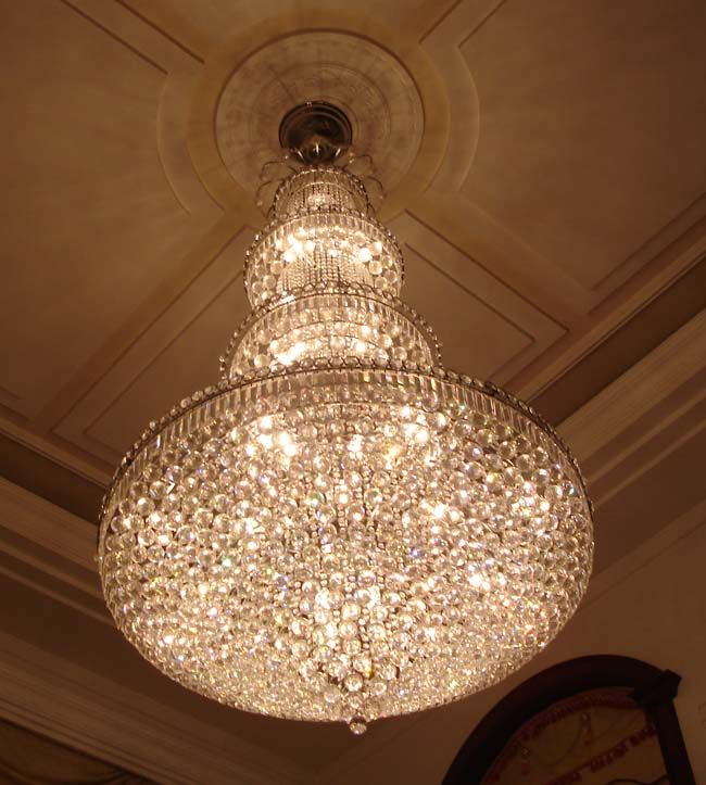 Wallpaper Chandeliers Lighting Design That Will Make You Hy For