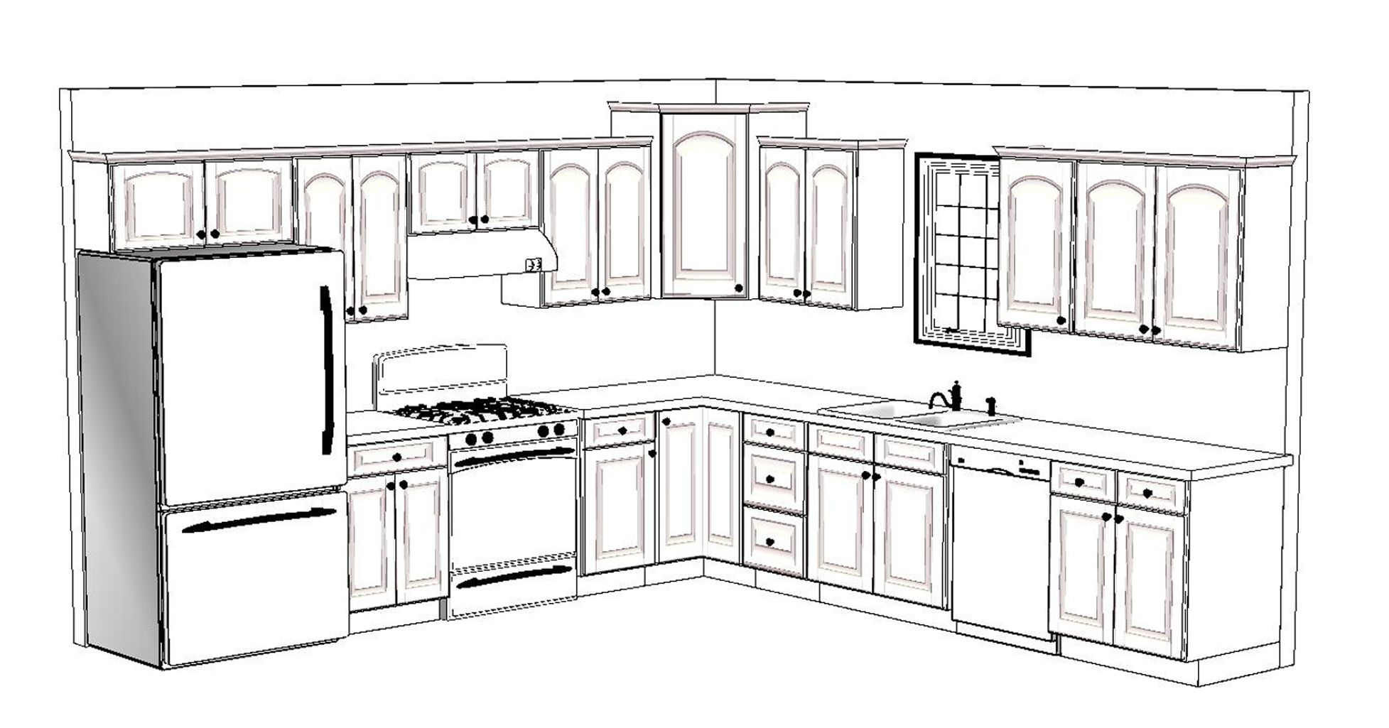 best kitchen layout ideas to redesign your kitchen kitchens pinterest kitchens kitchen on kitchen layout ideas with island id=22039
