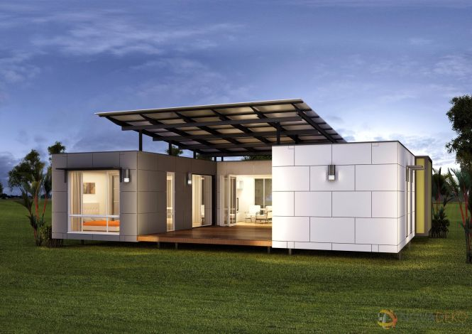 Mobile Homes The Madrid 128 900 A Simple But Very Practical 3 Bedroom Prefabricated Container Home Design