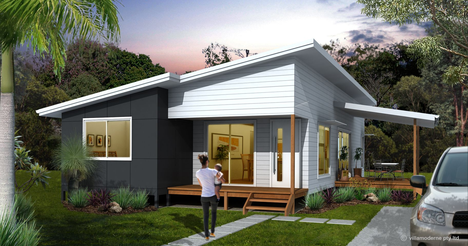 imagine kit homes erbacher 301 kit home exterior on small modern home plans design for financial savings id=86858