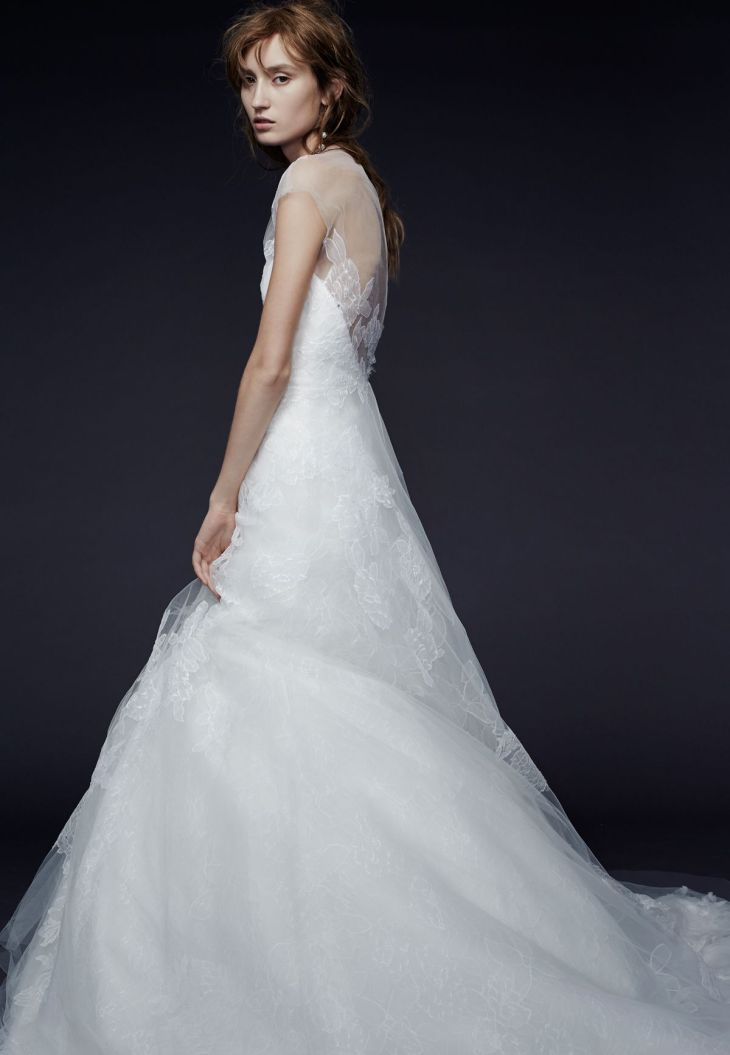 Presenting the Vera Wang Iconic Bridal Collection Browse print
