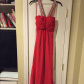 Morgan and co prom dress only worn once like new condition morgan