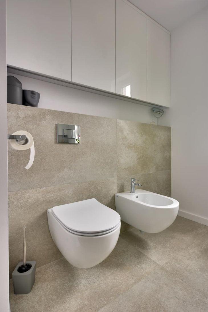 Minimalistische Badezimmer Bilder  Minimal