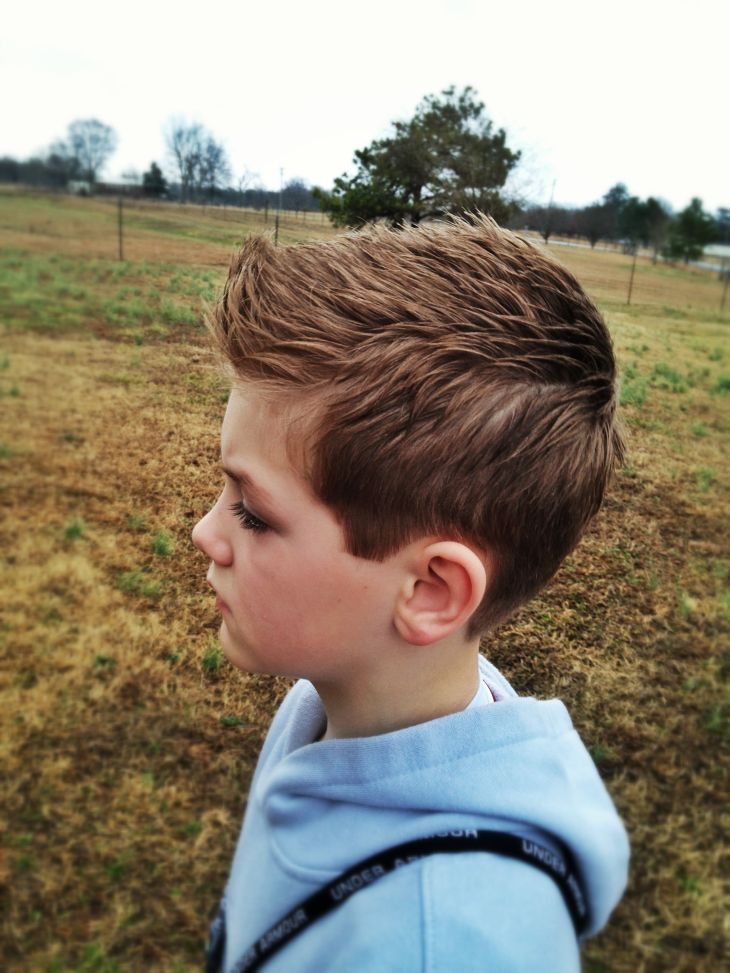 My little Harleyus new hairstyle   For Jr  Pinterest