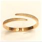 Hpmk matchstick open cuff bracelet mkj michael kors