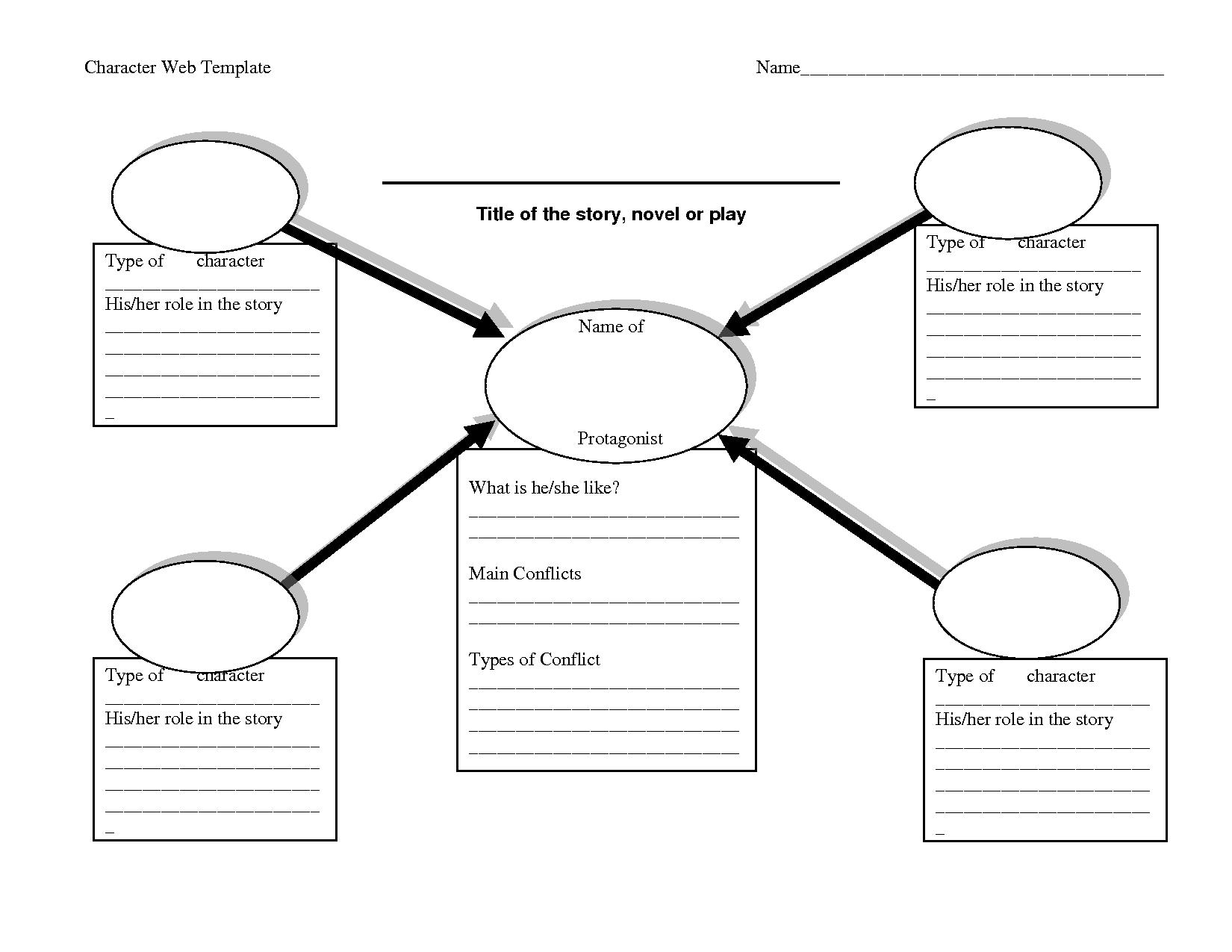 Story Web 25