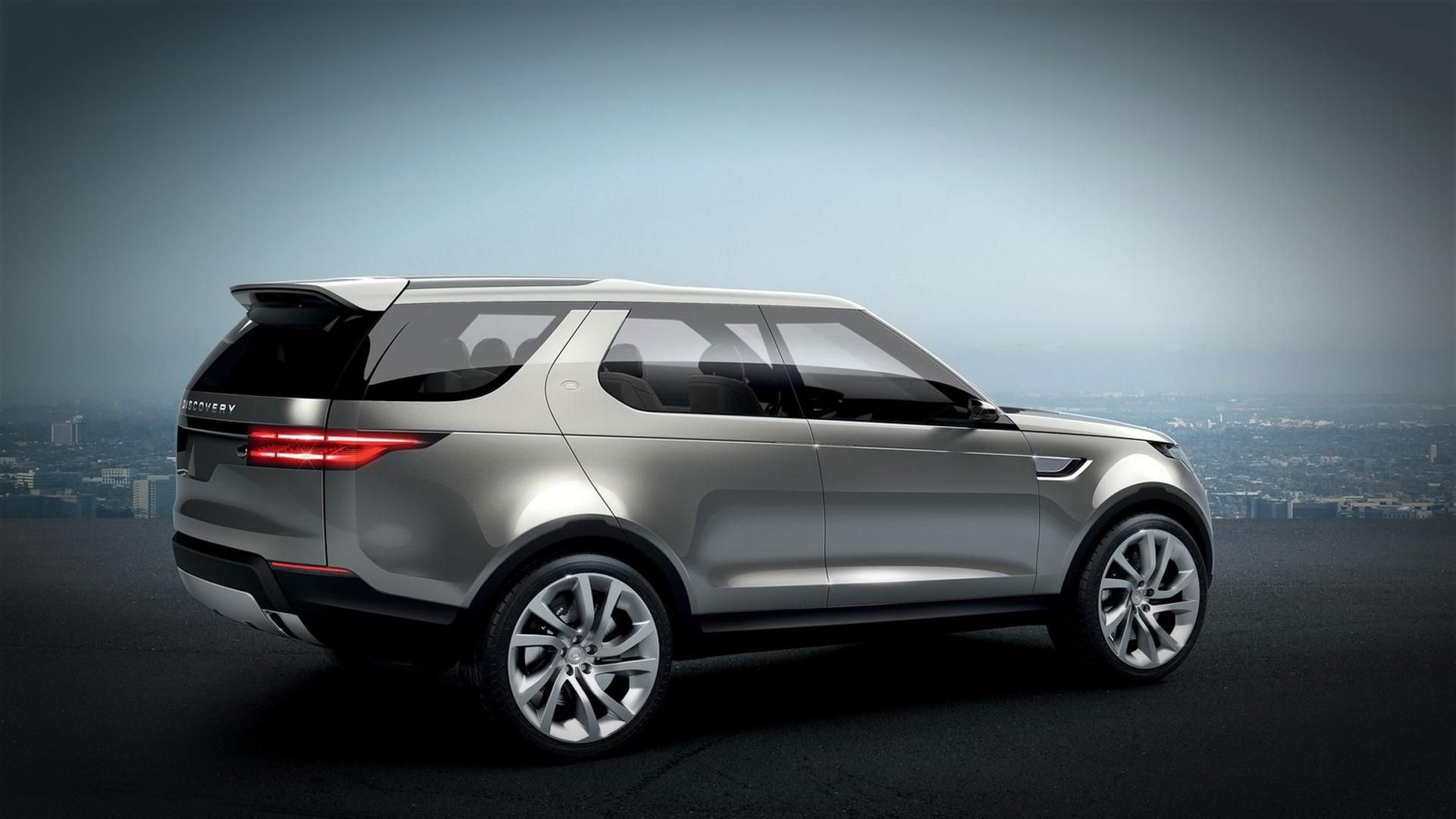 insurance 2014 Land Rover Discovery Vision Concept 2014 Land Rover