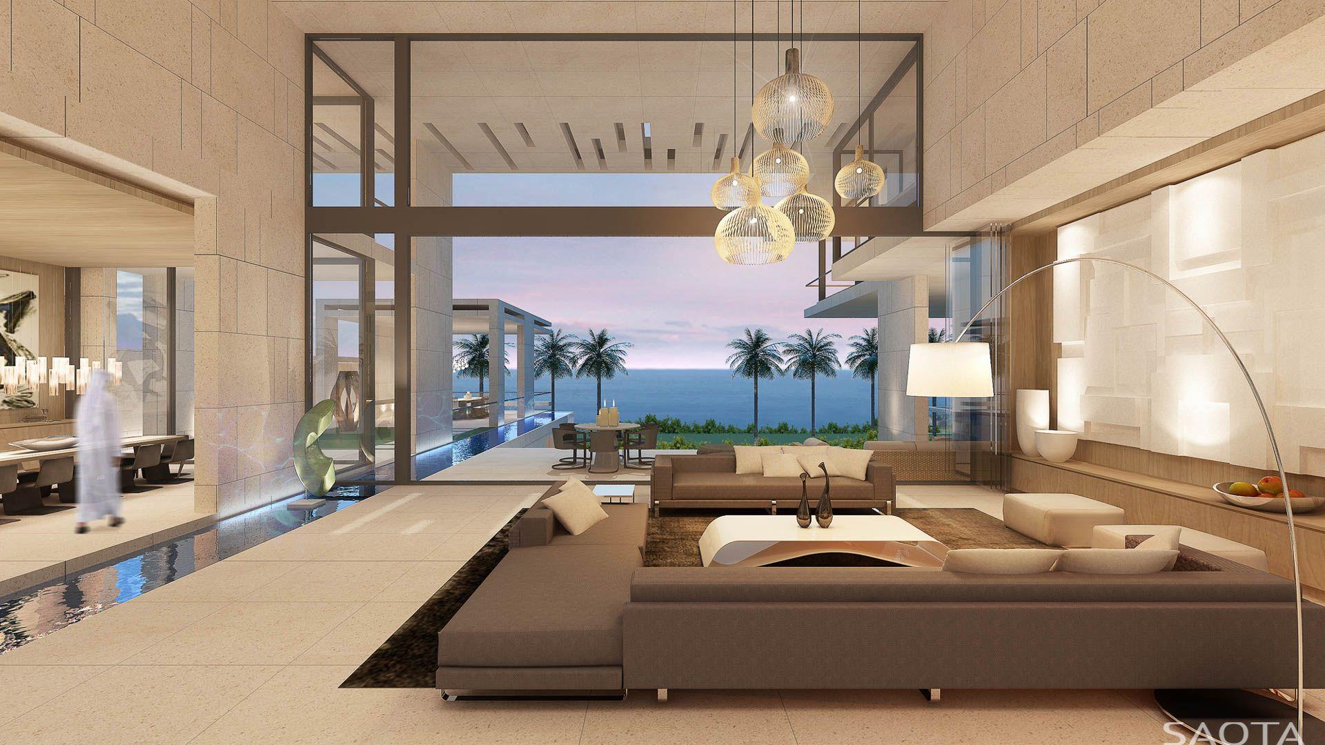 Modern Dream House Interior Design Ideas with Beautiful ... on Dream Home Interior  id=14155